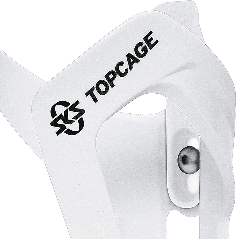SKS portabottiglie Topcage Blanco