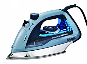 Shark Steam Iron Blue 3 Count