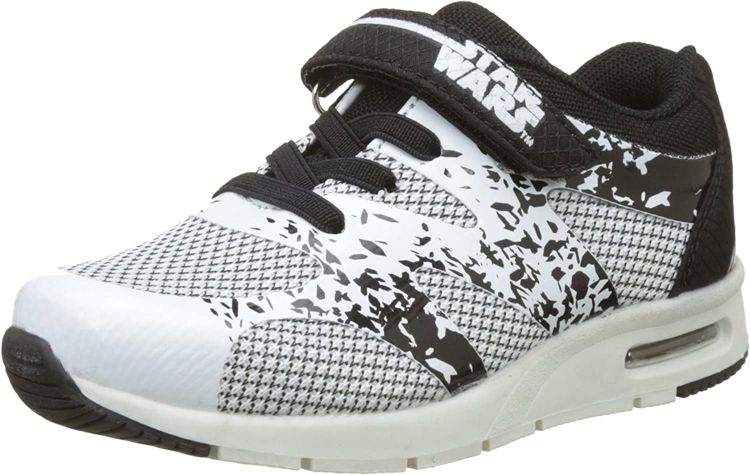 Star Wars Boys S Low Sneakers Trainers