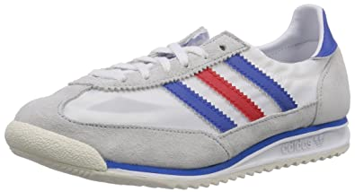 adidas Originals SL 72, Chaussons Basket Adulte Mixte Multicolore
