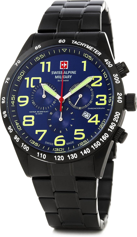 Reloj - Swiss Military Hanowa - Para - 7047.9175SAM