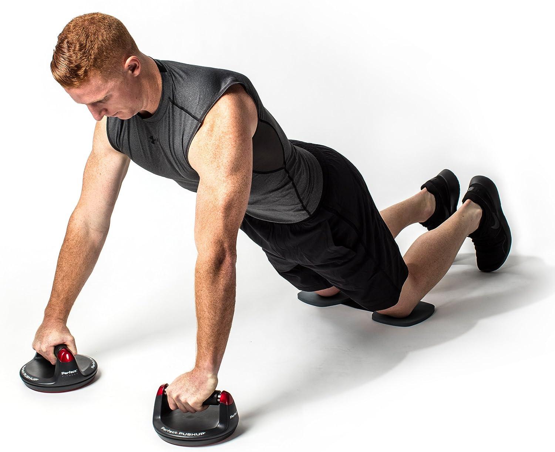 Perfect Fitness Perfect V2 Soporte para flexiones color negro talla única
