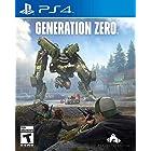 Generation Zero PS4 - PlayStation 4