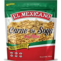 El Mexicano Minced/Textured Vegetable Soy Protein 16 oz