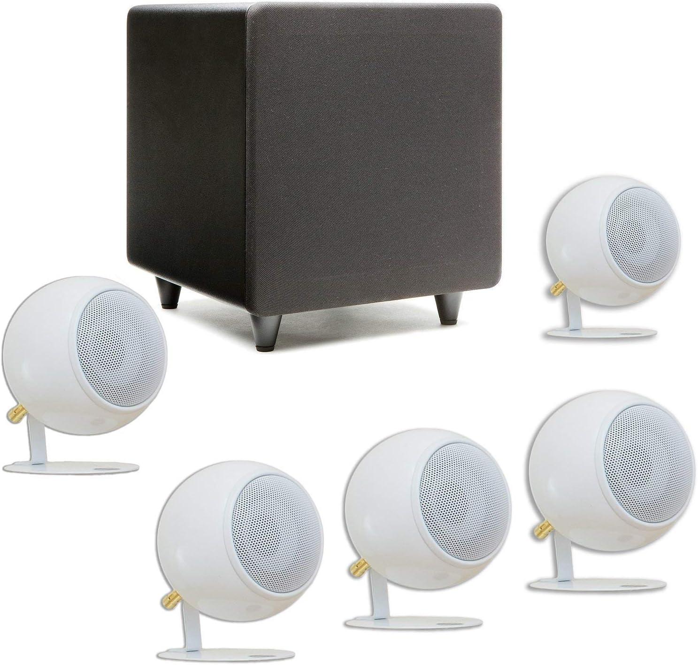 Orb Audio: Mod1 Mini 5.1 Home Theater Speaker System - Surround Sound System