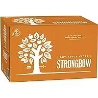 Strongbow Crisp Apple Cider Case 24 x 355mL Bottles