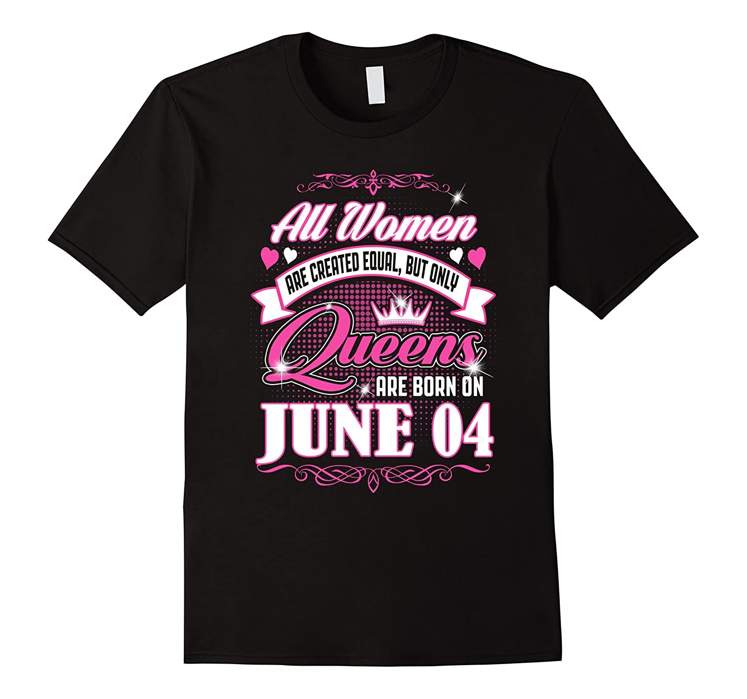 Queens Are Born On June 04-Vaci
