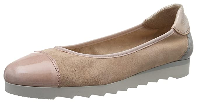 Womens Honore Ballet Flats Hispanitas