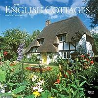 English Cottages 2019 Calendar