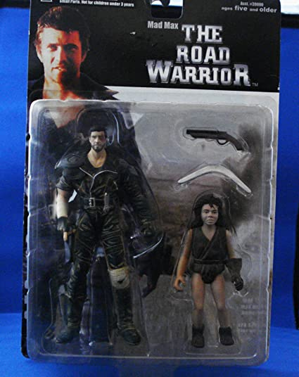 Road Warrior Toys