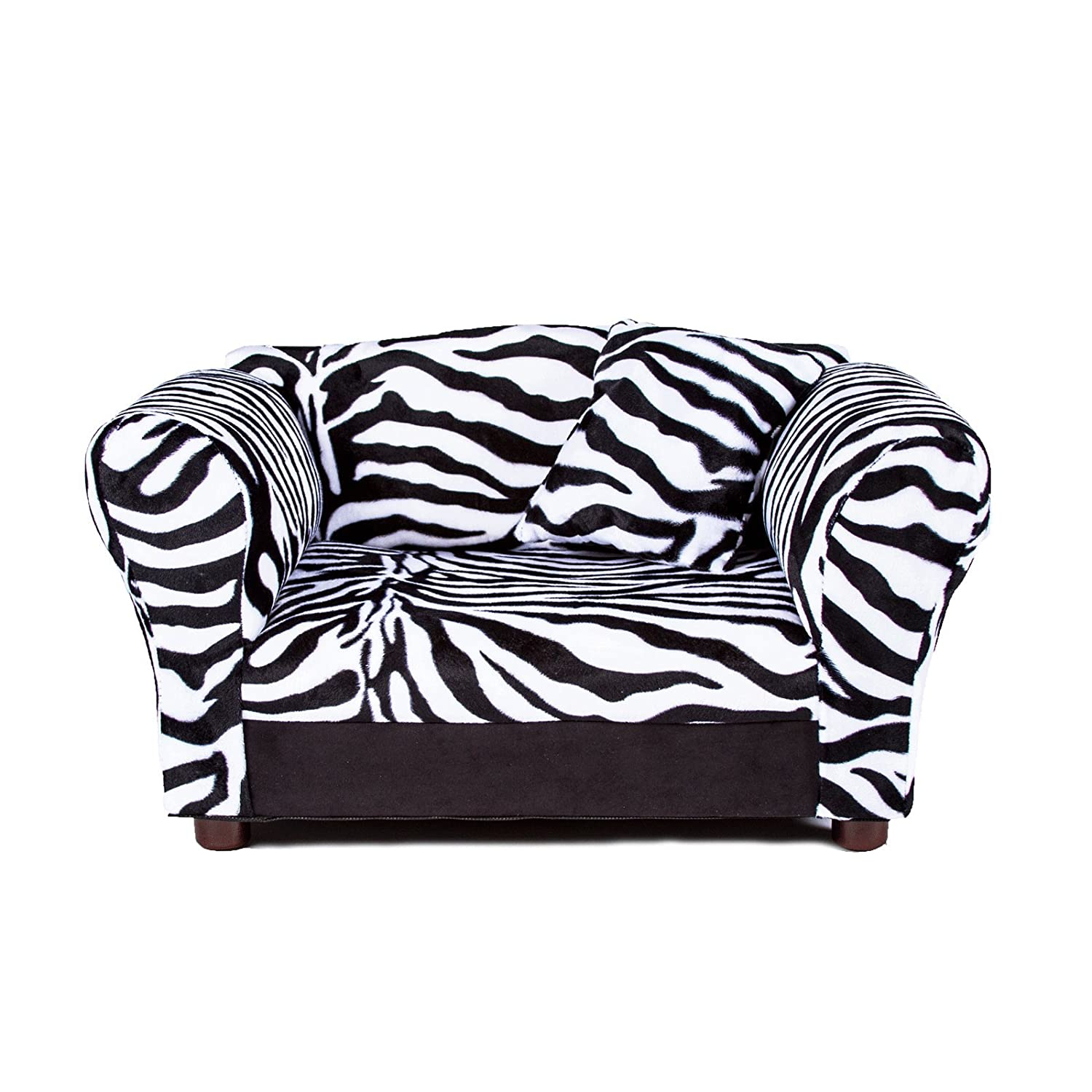 Amazon Mini Sofa Zebra Pet bed Zebra Print Dog Bed Pet