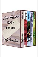 """Texas Hearts"" Series Box Set Kindle Edition"