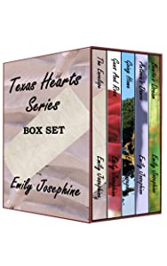 """Texas Hearts"" Series Box Set"
