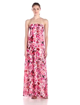 Sam Edelman Women&-39-s Inverted Box Pleat Maxi Dress at Amazon ...