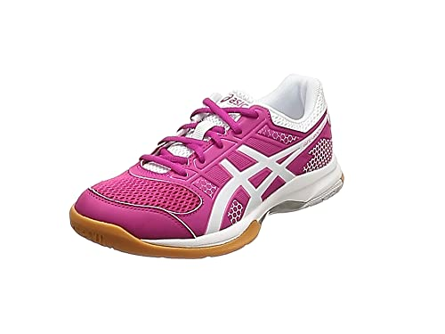 the latest 47d91 279e8 ASICS Gel-Rocket 8, Chaussures de Volleyball Femme, Multicolore (Blue Print