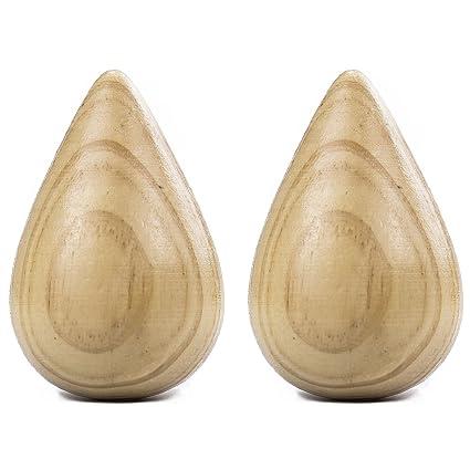 Amazon.com: H&K Creative wall hooks decorative wall hook Wooden ...