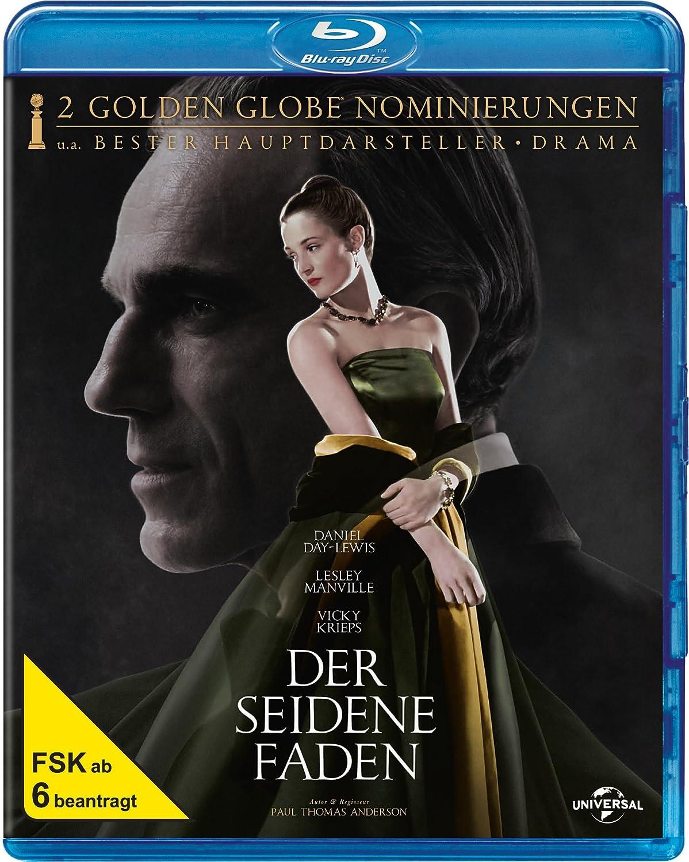 Der seidene Faden - Ultra HD Blu-ray [4k + Blu-ray Disc]