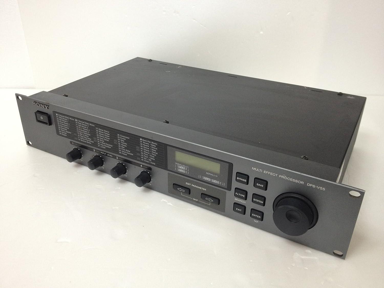 マルチエフェクトプロセッサーDPS-V55 B00855D3OM