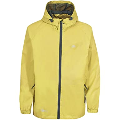 7dae66fbec2995 Trespass Unisex Erwachsene Qikpac Jacket Kompakt Zusammenrollbare ...
