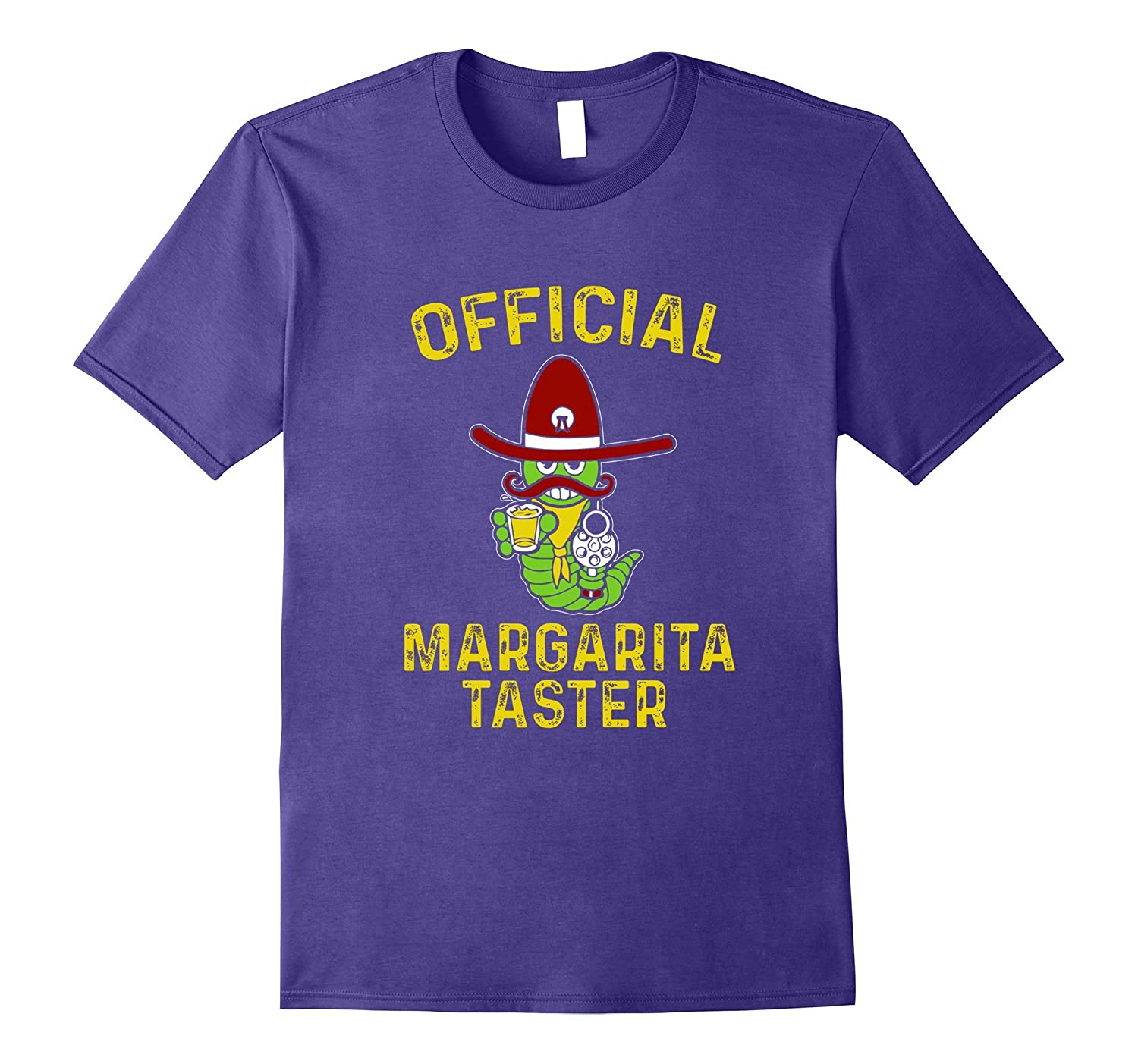 Fun Margarita Taster Cinco de Mayo celebration Shirt-CD
