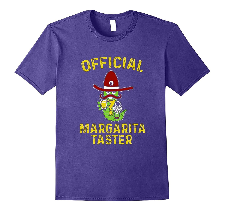 Fun Margarita Taster Cinco de Mayo celebration Shirt-CD