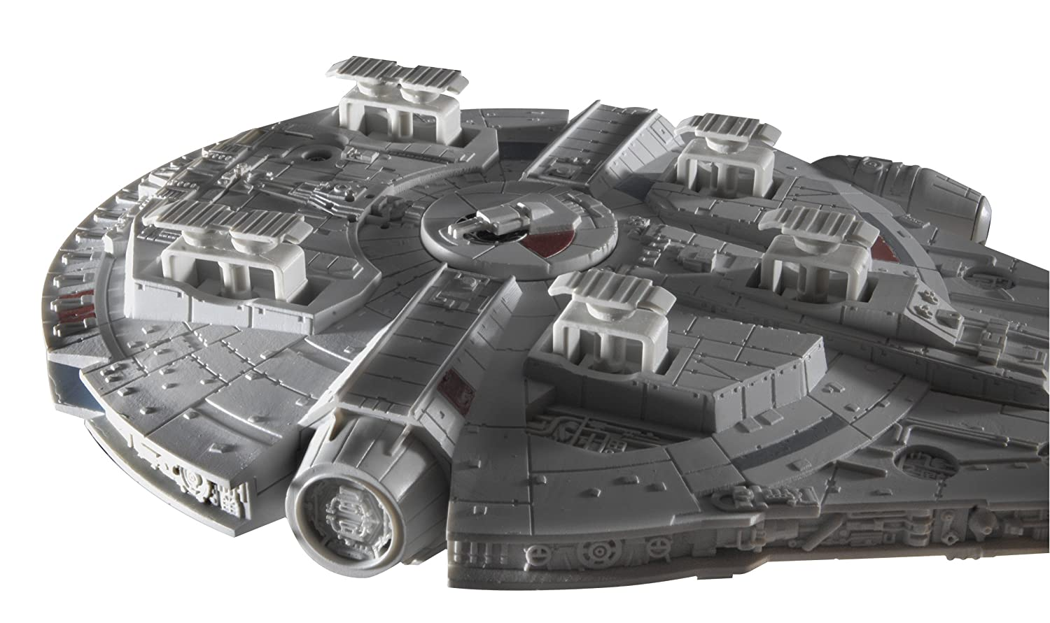 Revell 85-1668 Snaptite Build and Play Star Wars Millennium Falcon Hobby Model Kit