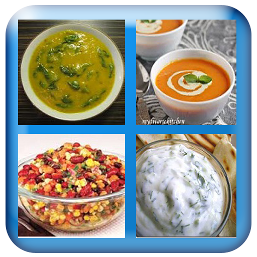 Top Soups and Salads Recipes