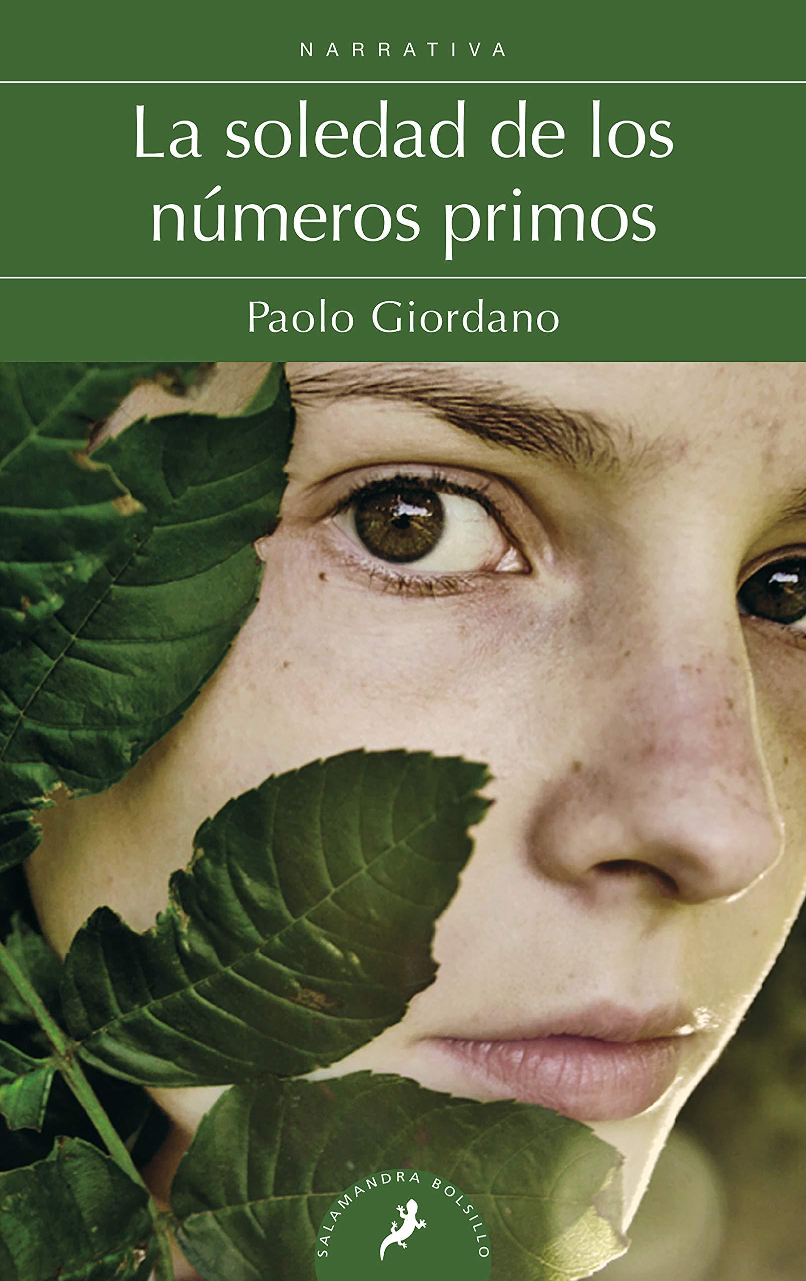Soledad de los números primos (Salamandra Bolsillo): Amazon.es: Giordano, Paolo: Libros