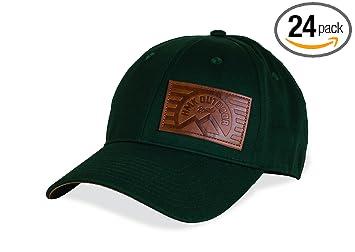 bb7b1b96b1f Amazon.com  HMK Unisex-Adult Twin Peaks Hat (Army