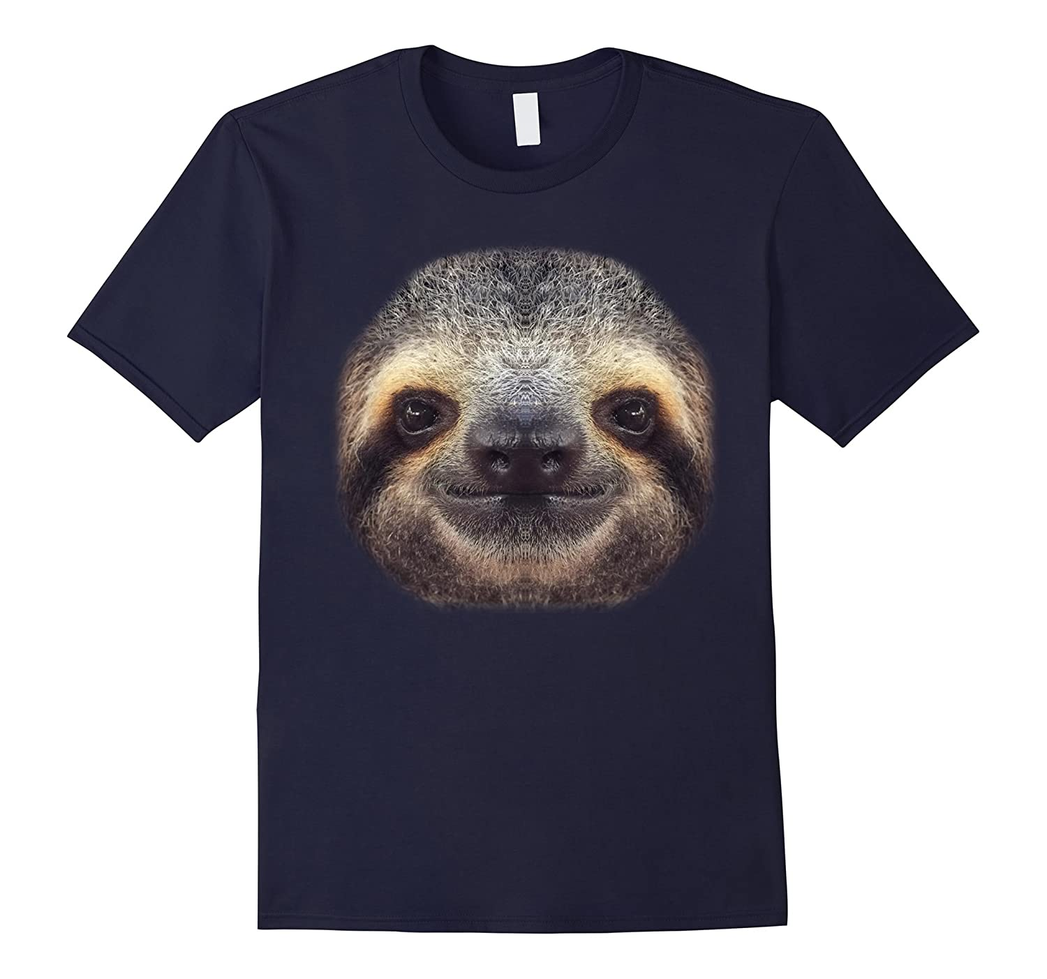 Sloth Shirts - Funny Sloth Face T shirts-PL
