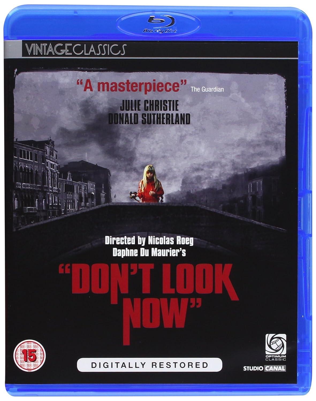 Dont Look Now Edizione: Regno Unito Reino Unido Blu-ray: Amazon.es: Movie, Film [Blu-Ray Disc]: Cine y Series TV