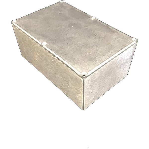 BUD Industries CU-347 Aluminum Econobox - Lightweight ...