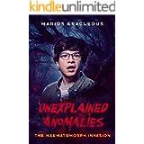 Unexplained Anomalies : The Haematomorph Invasion