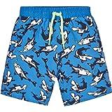 Mothercare Baby Boys' Jb Swimwear Aop Fun Shark Boardshort Swimsuit