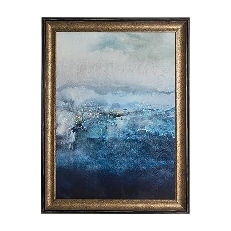 Amazon.com: Graham & Brown Ink Abstract Framed Art: Wall Art