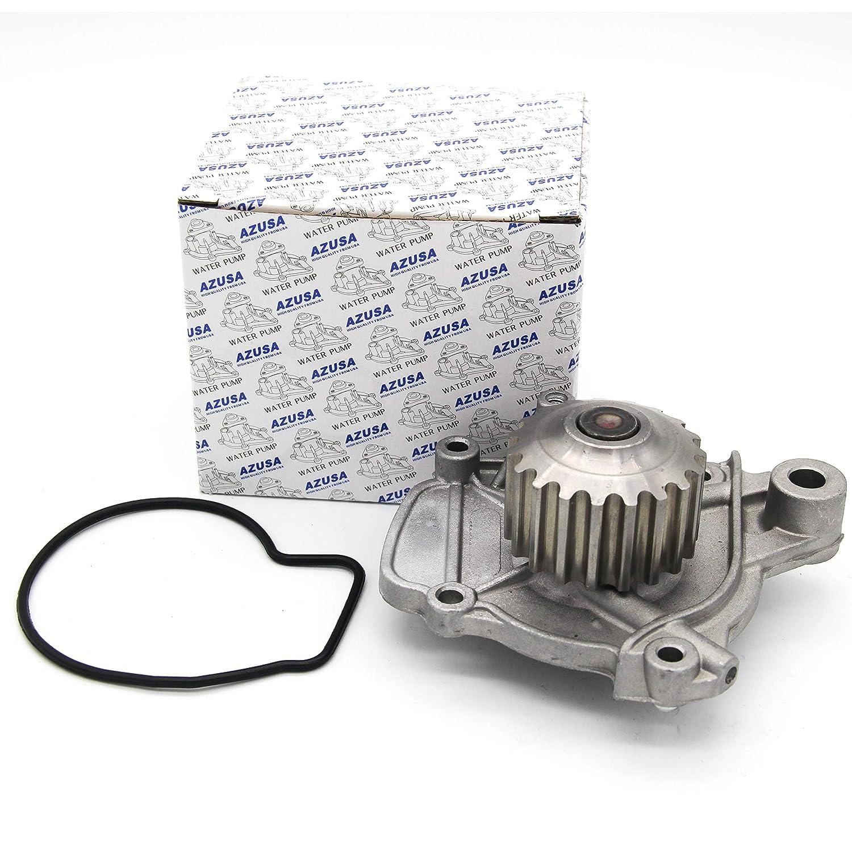 AZUSA Water Pump 92-95 Honda Civic Del sol 1.5L 1.6L L4 D16Z6 D15Z1 AW9250/41045/135-1320 AZUSA AUTO PARTS
