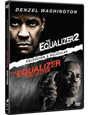 Pack: The Equalizer 1 + The Equalizer 2 [DVD]: Amazon.es: Denzel ...