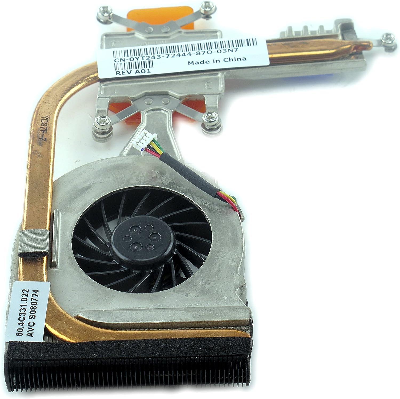 Dell Inspiron 1318 XPS M1330 Cooling Fan Heatsink YT243