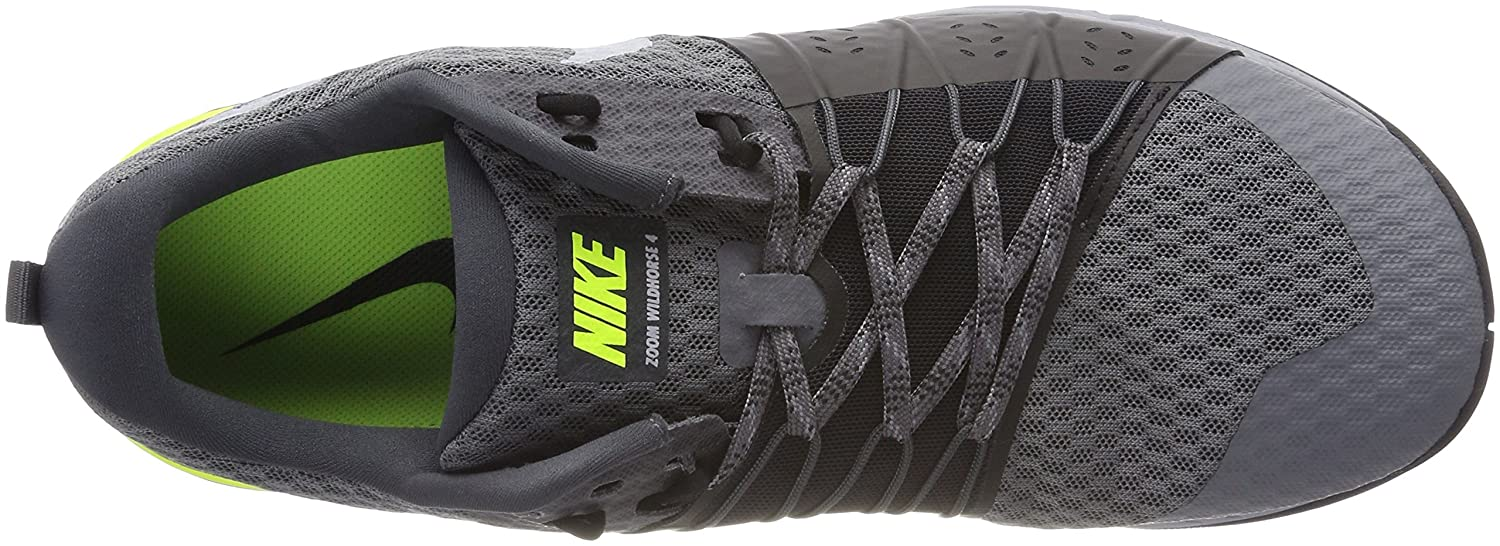 new arrival 8fa44 3cbd0 Nike Air Zoom Wildhorse 4 Scarpe da Trail Running Uomo  Amazon.it  Scarpe e  borse