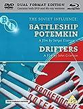 The Soviet Influence: Battleship Potemkin + Drifters (DVD & Blu-ray) [1929]