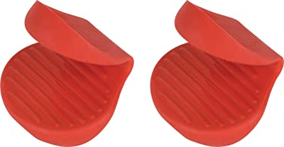 Trudeau Stay Cool Silicone Pinch Holders, Set of 2
