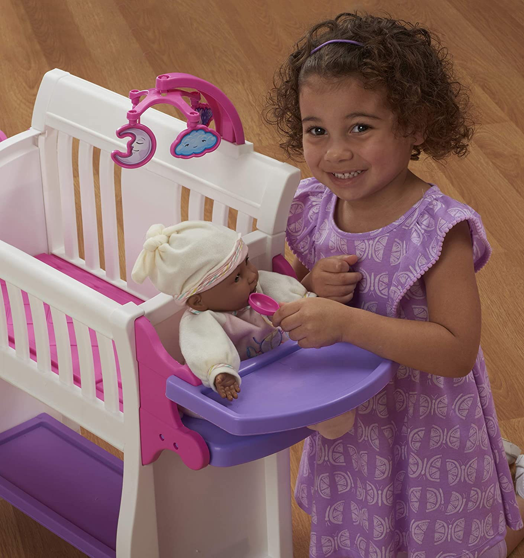 Pink American Plastic Toys My Very Own Nursery