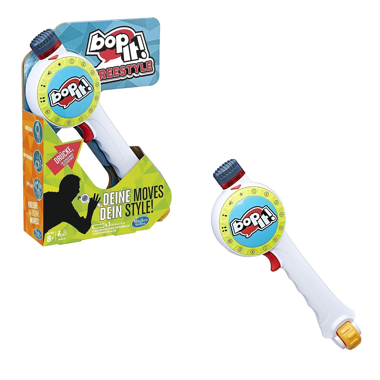 Bop It Freestyle By Hasbro Gaming C1379100 In German