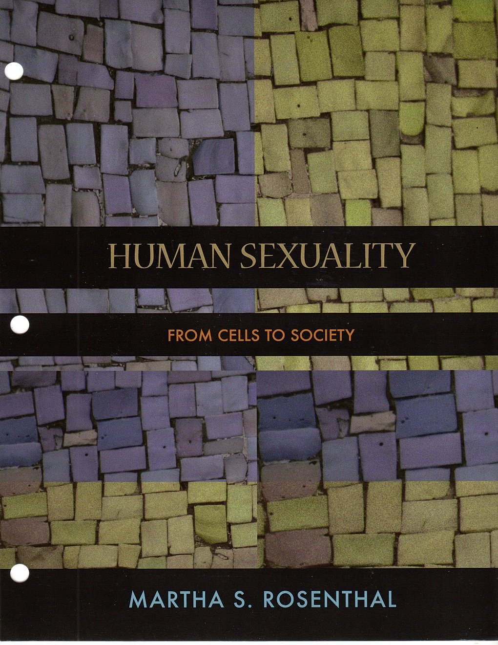 Martha rosenthal human sexuality from cells to society