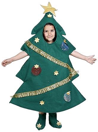 Disfraz de árbol de Navidad: Amazon.es: Juguetes y juegos