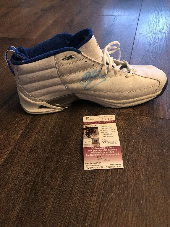 best sneakers d332d 2041d Authentic Dirk Nowitzki Autographed Signed Autograph Nike ...