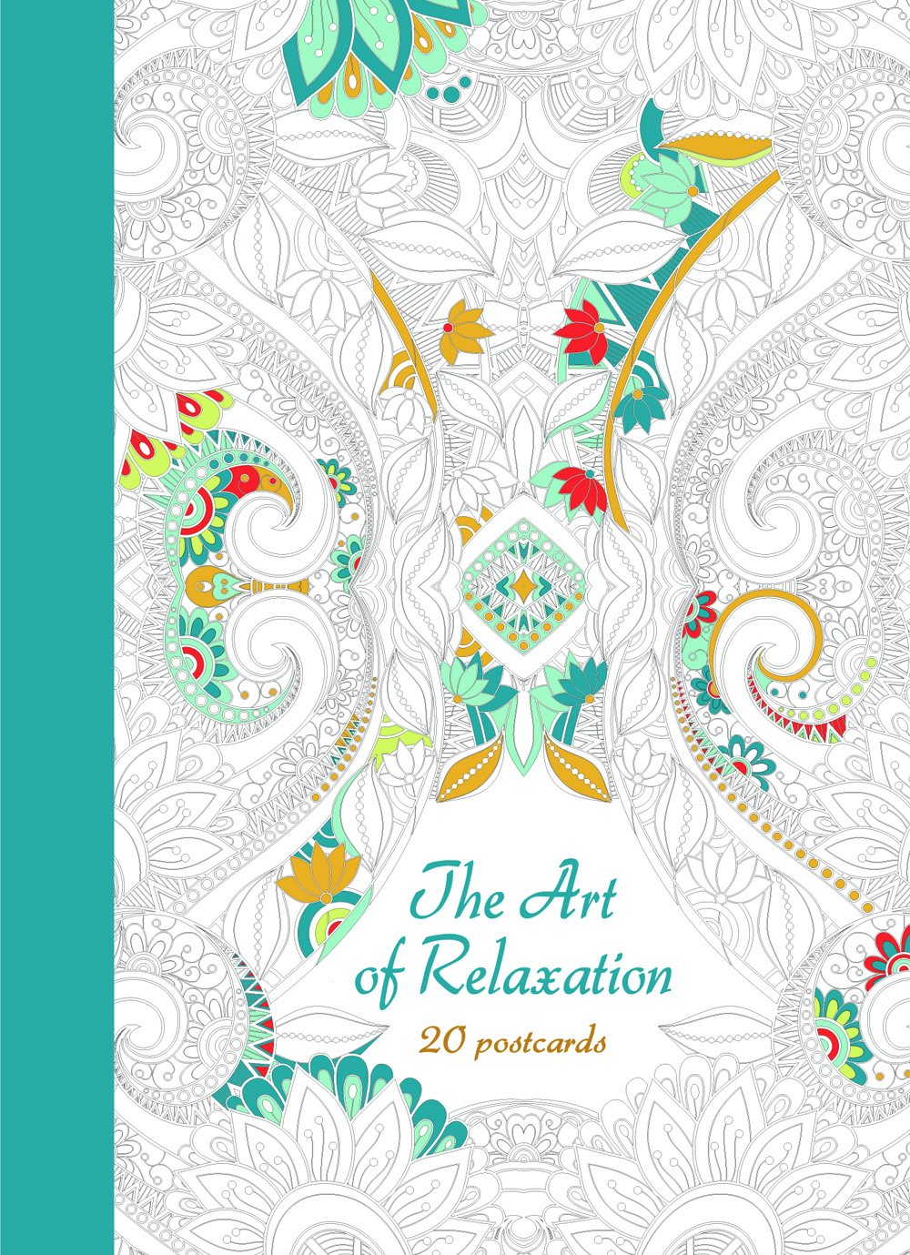 Download The Art of Relaxation: 20 Postcards PDF