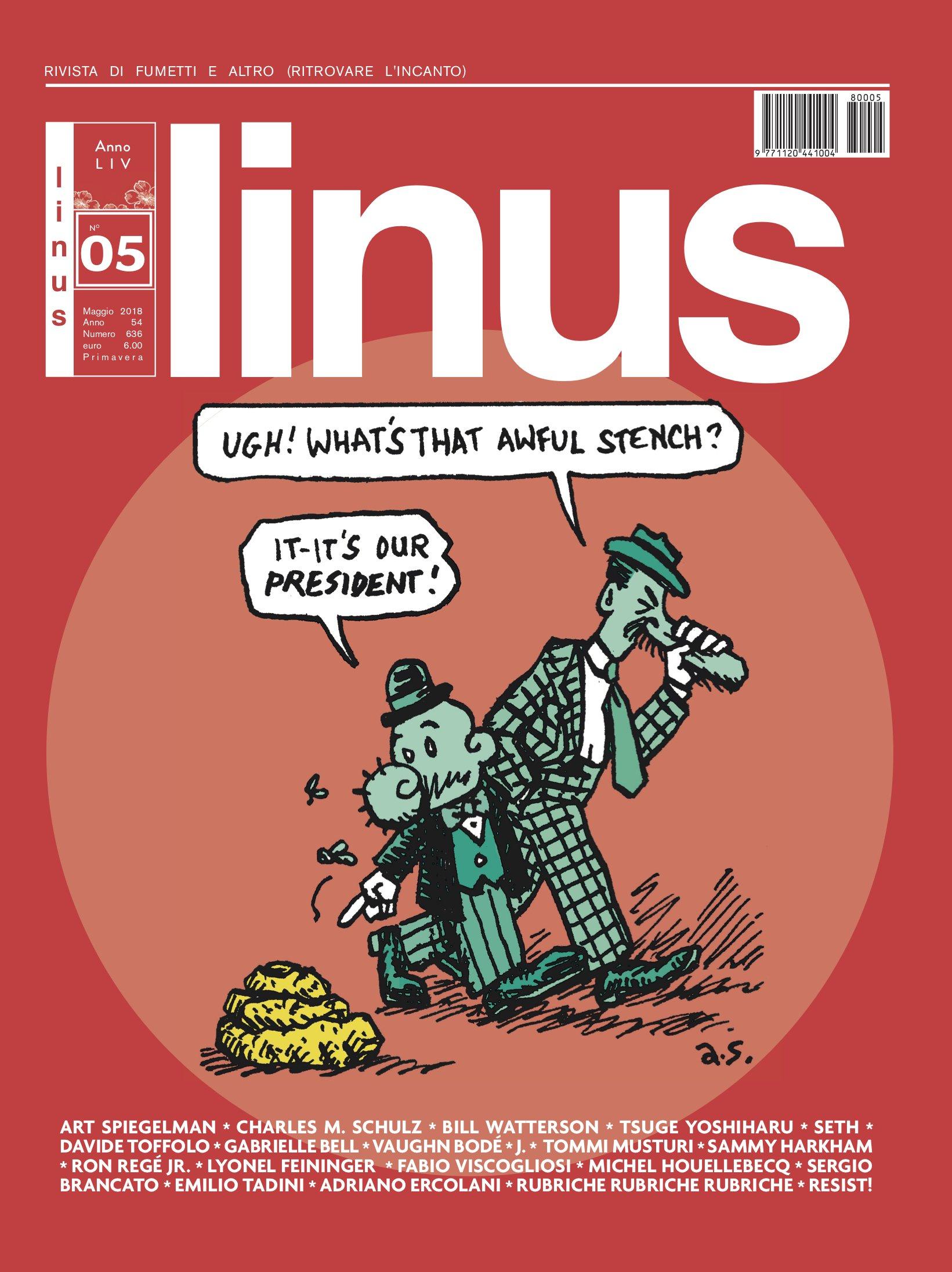 Linus (2018) (Vol. 5): Amazon.es: Libros en idiomas extranjeros