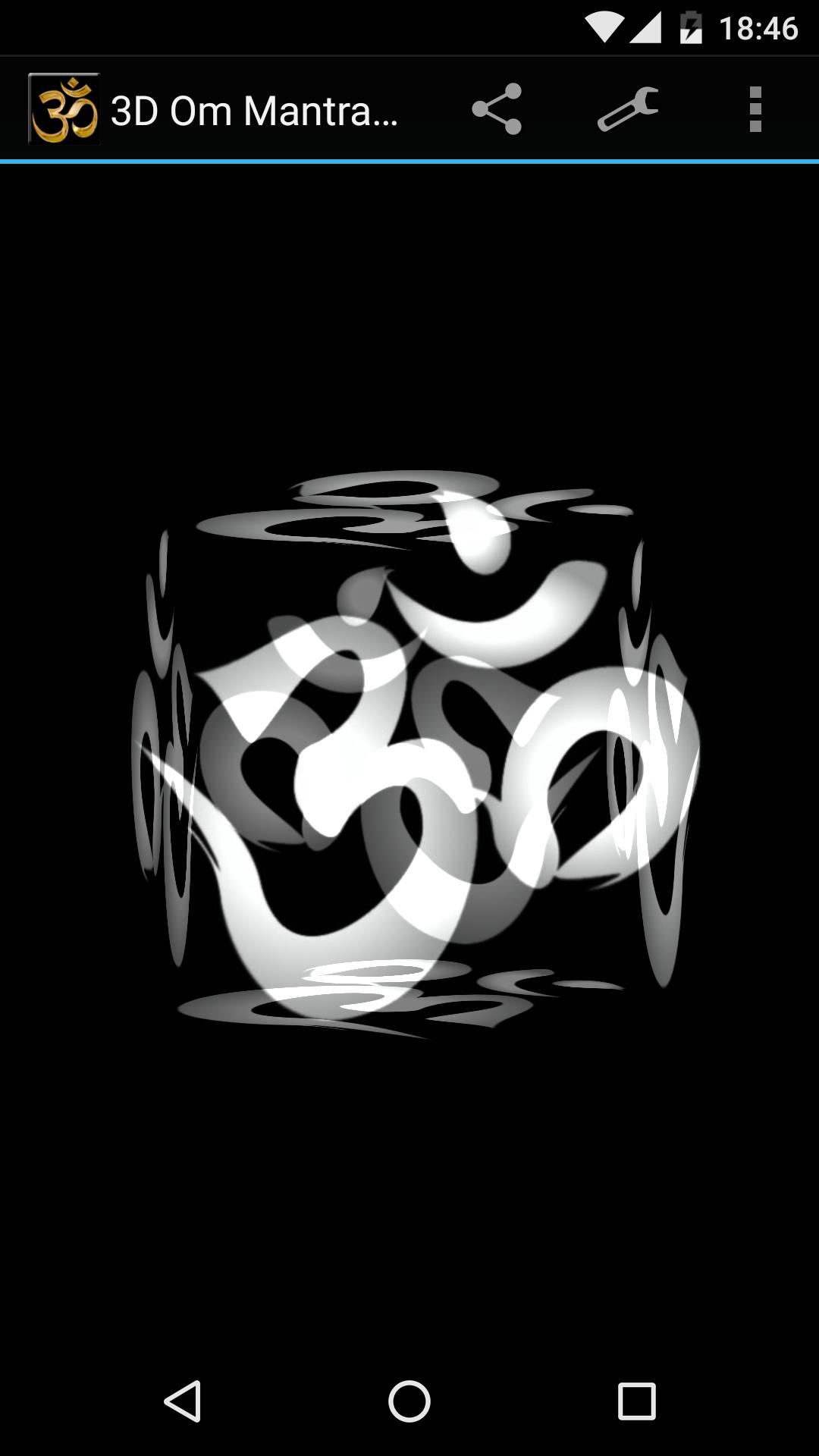 3D Om Mantra Live Wallpaper: Amazon.es: Appstore para Android