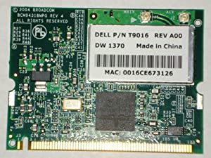Dell Inspiron Latitude Wireless Network Card - 9Y200